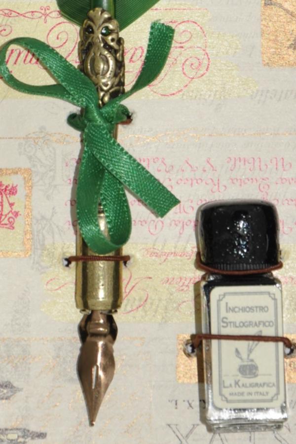 перо и чернило для каллиграфии купить Киев