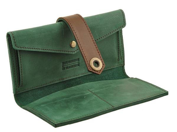 e3234817e308 клатч пормоне кошелек женский купить Киев подарок девушке. зеленый кожаный  ...