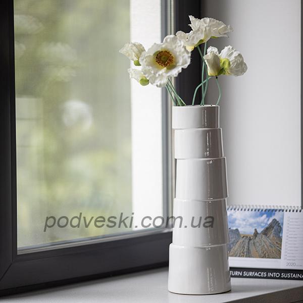 ваза керамика декор интерьера подарок женщине купить