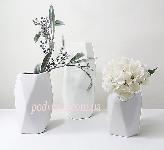 вазы в интерьер дома или офиса, вазы для цветов купить