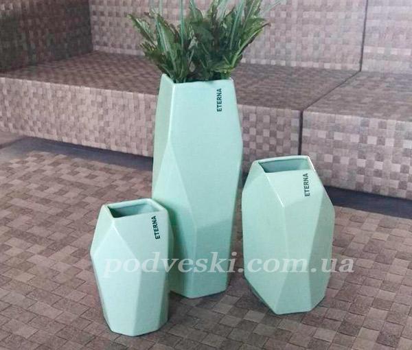 вазы керамические декор подарок интерьер дом уют обустройство