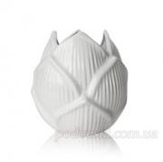 Ваза керамическая Флора 3002-19 white