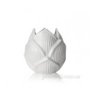 Ваза керамическая Флора 3003-14 white