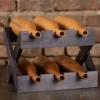 Подставка для вина деревянная Lomod WA-3 черная