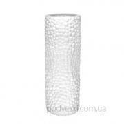Керамическая белая ваза Eterna Этна 0202W