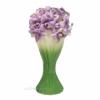 Керамическая ваза Лира Ирисы 30 см