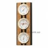 Термометр-гигрометр-барометр деревянный Moller 203979