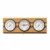 Термометр-гигрометр-барометр деревянный Moller 203977