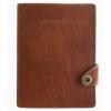 Ежедневник кожаный А5 Privilege Планер коричневый
