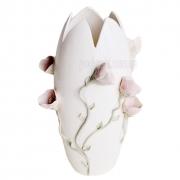 Керамическая ваза Магнолия 38 см