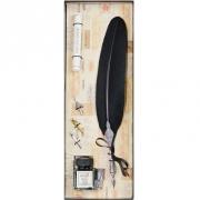 Набор для каллиграфии 7227-36 черное перо