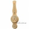 Барометр-гигрометр-термометр деревянный Moller 203211