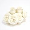 Подсвечник керамический Розали