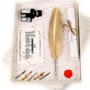 Набор письменный LaKalligrafica 7260-30 Gold
