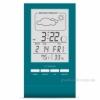 Цифровой термогигрометр T-14 синий