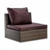 Крісло плетене (модуль) LAGOON