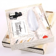 Набор письменный LaKalligrafica 7260-30 Silver