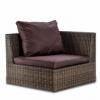 Крісло кутове плетене (модуль) LAGOON