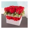 Букет из конфет Дольче вита (красные розы)