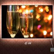 Светильник-ночник Шампанское