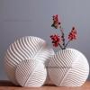 Набір ваз керамічних Flora White Set