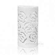 Керамический декор подсвечник Розы 2202