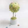 Цветочное дерево-топиарий Поляна любви