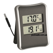 Термометр комнатный-уличный электронный TFA 301044