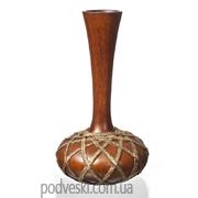 Напольная ваза Золотое плетение Eterna FP445