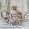 Чайник для заварки Гранди серый