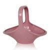 Корзинка керамическая Eterna 2403-26 розовая