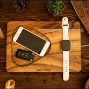 Подставка деревянная Play iWatch