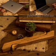 Крючки деревянные для ноутбука