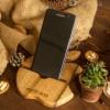 Деревянная подставка для телефона/планшета Apple