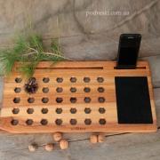 Подставка деревянная Деск для ноутубка