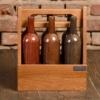 Ящик-переноска деревянная LOMOD Torbato орех