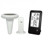 Метеостанция с термометром для бассейна La Crosse WS9068IT-Black