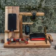 Деревянный органайзер Мужской