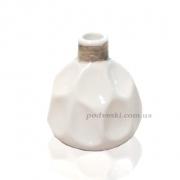 Керамическая ваза Eterna 2806-14 белая