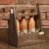 Ящик-переноска деревянная LOMOD Torbato т. орех