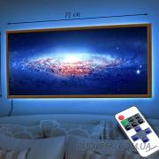 Картина с LED-подсветкой Загадки вселенной