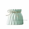 Керамическая ваза Eterna 2805-8 бирюза