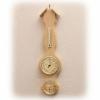 Термометр-гигрометр-барометр деревянный Moller 203057