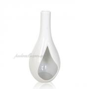 Подсвечник керамический Соната Eterna SC1312-28 белый