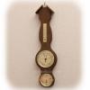 Термометр-гигрометр-барометр деревянный Moller 203055