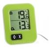 Термометр комната-улица TFA Moxx 30104304 зеленый