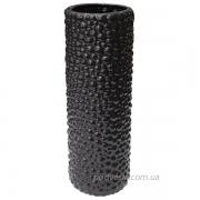 Керамическая ваза черная Этна 0101B