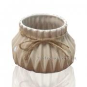 Керамическая ваза Eterna 2805-95 беж