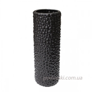 Керамическая ваза черная Этна 0202B