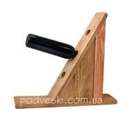 Подставка деревянная для вина Трио